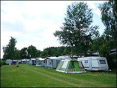 Campingplatz Am Strandbad, 24 euro, 16 amp. 150 plaatsen, 40 toerplaatsen