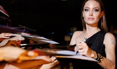 The most interesting facts about Angelina Jolie