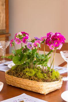 Molly Mell: Helder omhoog uw huis met deze eenvoudige doe Floral Centerpiece