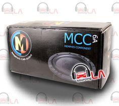 """Sourcing-LA: 15-MCC6A MEMPHIS 6.5"""" M CLASS COMPONENT SPEAKER SY..."""