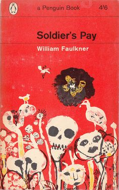 William Faulkner Cover drawing by Andre Francois Published in Penguin Books 1938 Reprinted 1964