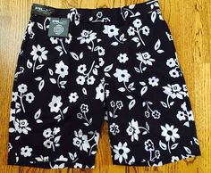"RLX GOLF Ralph Lauren Greens Shorts Wentworth Floral Print 10"" Mens Size 35 #RLXRalphLaurenGolf #FlatFront"