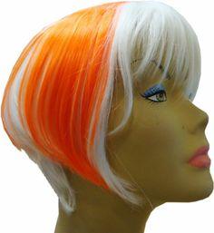 Wig Red Color Tones 54