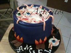 Halloween!  Cake by Mayra