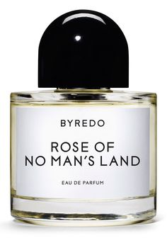 """Byredo """"Rose of No Man's Land"""" Eau de Parfum for women and men.- I am undecided as to whether I would wear this."""