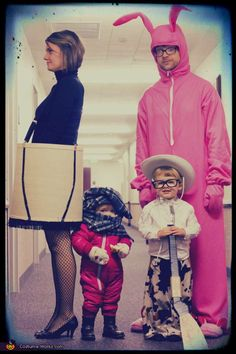 A Christmas Story Photo: Costume-Works.com