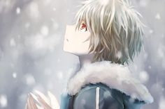 Izzy:This looks kinda like Kyle, I guess :3Me:Yeah,well,KyLe loves the snow,so...yeah