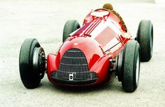 1950 Alfa Romeo 158