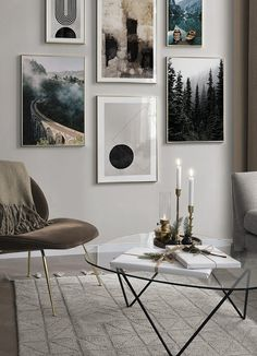 Gallery wall for the living room. Inspiration for the living room - Desenio Gallery wall for the living room. Inspiration for the living room - Desenio Nordic Interior, Interior Exterior, Interior Design, Interior Styling, Interior Architecture, Poster Mural, Art Mural, Wall Art, Poster Prints