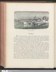 448 - Illustration: Flöße auf der Weichsel - Seite - Inhouse-Digitalisierung - BLB Karlsruhe