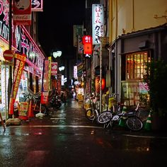 Alley in Kabukicho