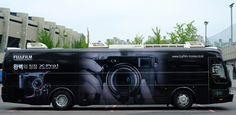 후지필름이 오늘 10월 16일부터 엑스트림(X-Treme)버스 전국 프로모션을 시작합니다.    엑스트림(X-Treme) 버스 내부에는 기존에 출시된 X시리즈존과 함께   하반기에 출시될 신제품 X-E1과 XF1을 직접 시연해 볼 수 있는 체험 공간이 제공되며,  콤팩트 브랜드인 파인픽스의 다양한 제품들도 함께 만나볼 수 있습니다.    엑스트림(X-Treme)버스를 더욱 자세히 알고싶으시다면 블로그로 놀러오세요!    http://blog.naver.com/fujifilm_x/150149524220