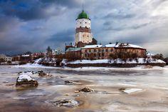 Vyborg fortress,Vyborg(Viipuri),Russia