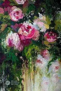 Easy Flower Painting, Abstract Flower Art, Acrylic Painting Flowers, Painting Art, Abstract Oil, Texture Painting, Acrylic Art, Abstract Paintings, Abstract Landscape