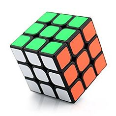 Amazon.com: DONGJI Speed Cube 3x3x3 Cube Puzzles ABS Speed Puzzle Magic Cube Party Favors for Professional Enthusiasts: Toys & Games