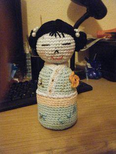 Cajita muñeca