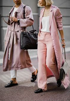http://instagram.com/Bloggers_boyfriend Http://bloggersboyfriend.com  Colour pink or nude hue is definitely the colour of the year. There are way too many choices, you can't find two menswear designers are using the same hue or material. It leaves us with so  space for creating something extremely new and with a twist of our very own personality! menswear mens streetstyle Chloe Valentino Gucci Princetown  Nude colour nudie shades hue colours couple matched outfit. Instagram couple