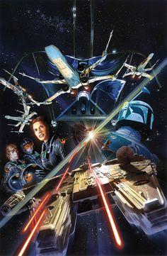 Star wars - Alex Ross