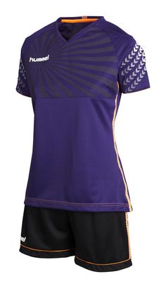 Hummel Karma 2012 Training-Set purple Ladies Damen im Handball Shop bestellen