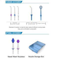 Hampaiden valkaisu suun kautta Irrigator Electric Hammaslääkintä puhdistusaine Irrigador Hammaslääketieteen ammattimainen hampaidenhoitotyökalu Sprinkler, Teeth, Personal Care, Accessories, Self Care, Personal Hygiene, Sprinklers, Tooth, Fire Sprinkler System