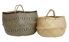 Caicos Baskets | Jayson Home