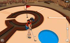 Mini Golf Game 3D by EivaaGames