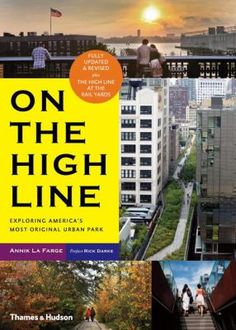 On the High Line, first published in 2012, is an engaging guide to everything a visitor sees when strolling through the park: the innovative gardens and their thousands of native and exotic plant species; the architecture, both old and new, industrial and residential; and a neighborhood whose colorful history includes the birth of the railroad, the Manhattan Project, S&M clubs, and the legendary Tenth Avenue Cowboy.