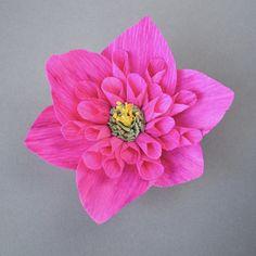 Handmade crepe paper flowers homemade flowers pinterest crepe dsc0946g mightylinksfo