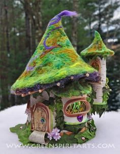 """""""Fairy House"""""""