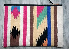Multi-Color Kilim handmade Bag ,Clutch,Purse,Handbag,Vintage Cotton Kilim Rug  #Unbranded #CaryBag