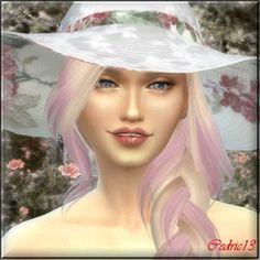 Clotilde by Cedric13 at L'univers de Nicole via Sims 4 Updates