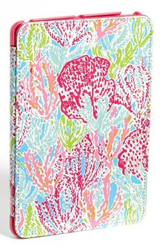 Lilly Pulitzer® 'Let's Cha Cha' iPad Mini Case   #Nordstrom ~ (My First Mini Ipad Case) #ownit