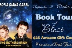 Two Brothers by Sophia Diana Gabel Book Tour