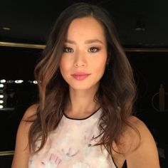 Jamie Chung MAKE UP FOR EVER Rouge Artist Natural Lipstick N9 Copper Pink Satin   @liketoknow.it http://liketk.it/2aR9G #liketkit