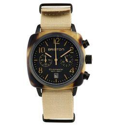Briston clubmaster chronograph watch