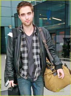 Another style of Rob #Robert Pattinson