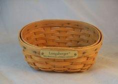 Love small longaberger baskets