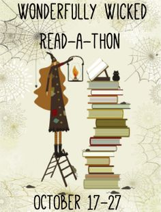 Wonderfully Wicked Read-a-thon [October 17 - 27, 2014]