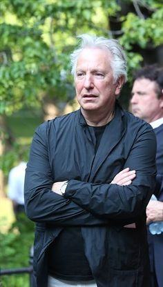 Alan Rickman | NYC | June 9, 2015