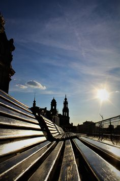 Hello World! Welcome to: Dresden Dresden, Railroad Tracks, World, Old Town, Explore, Rome, Voyage, The World, Train Tracks