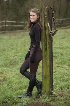 All Season Original Full Seat Breech | FITS Riding horse riding boots