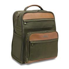 Intensity Nylon Backpack in Bark by Hartmann