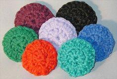 Free Patterns For Loom Knitting Scrubbies - Yahoo Image Search Results Scrubbies Crochet Pattern, Crochet Dishcloths, Easy Crochet Patterns, Knit Or Crochet, Crochet Gifts, Free Crochet, Knitting Patterns, Crochet Towel, Crochet Ideas