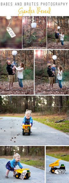 Pinata and Dump Truck Baby Boy Gender Reveal!  Babes and Brutes Photography Fayetteville/Fort Bragg North Carolina  #maternity #genderreveal #babyboy #bigsister #fayetteville #fortbragg #northcarolina