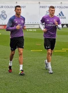 Ronaldo + Kroos