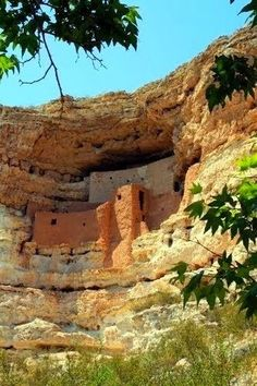 Montezuma Castle, Arizona | Great day trip from Sedona