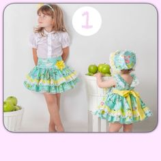 Buscando ropita online Little Girl Dresses, Little Girls, Girls Dresses, Skirts For Kids, Baby E, Boy Outfits, Harajuku, Kids Fashion, Photoshoot