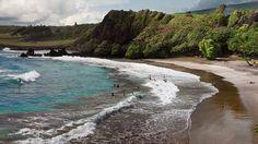 Hamoa Beach picture: one of the ten best U.S. beaches of 2012!