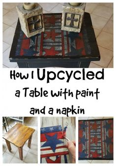 How to Upcycle a Tab