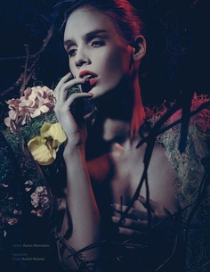RE:MAGAZINE / THE WINTER 2012 ISSUE / COVER STORY SHOT BY AN LE / STYLED BY JULIANA SULLIVAN